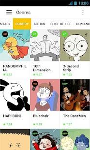 LINE Webtoon- screenshot thumbnail