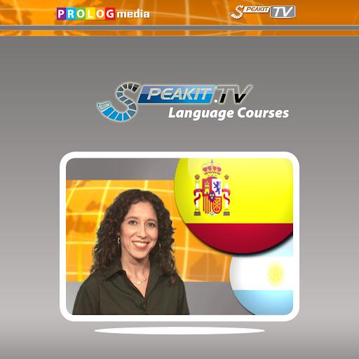 SPANISH - SPEAKit d