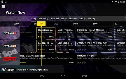 BT Sport Screenshot 20