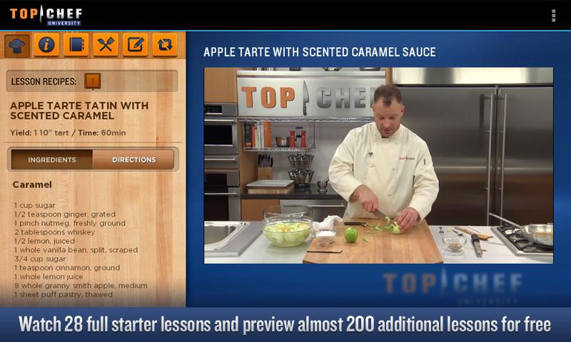 Top Chef University- screenshot