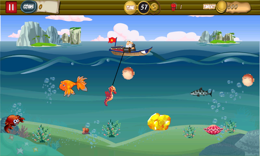 Sea Gold Miner: special