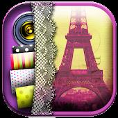 Paris Photo Collage Frames