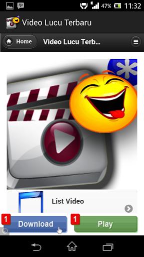 Video Lucu Terbaru