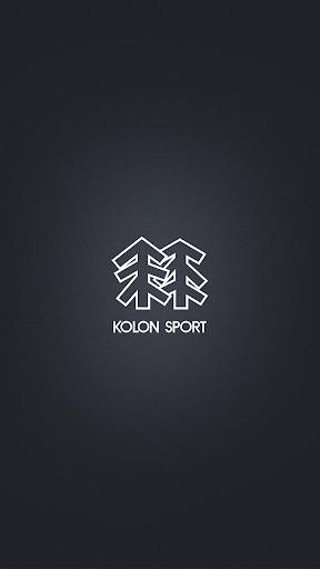 코오롱스포츠통합App