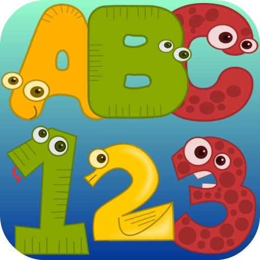 幼儿ABC号码 - 英语 LOGO-APP點子