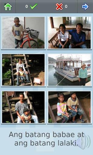L-Lingo 필리핀 타갈로그어 배우기