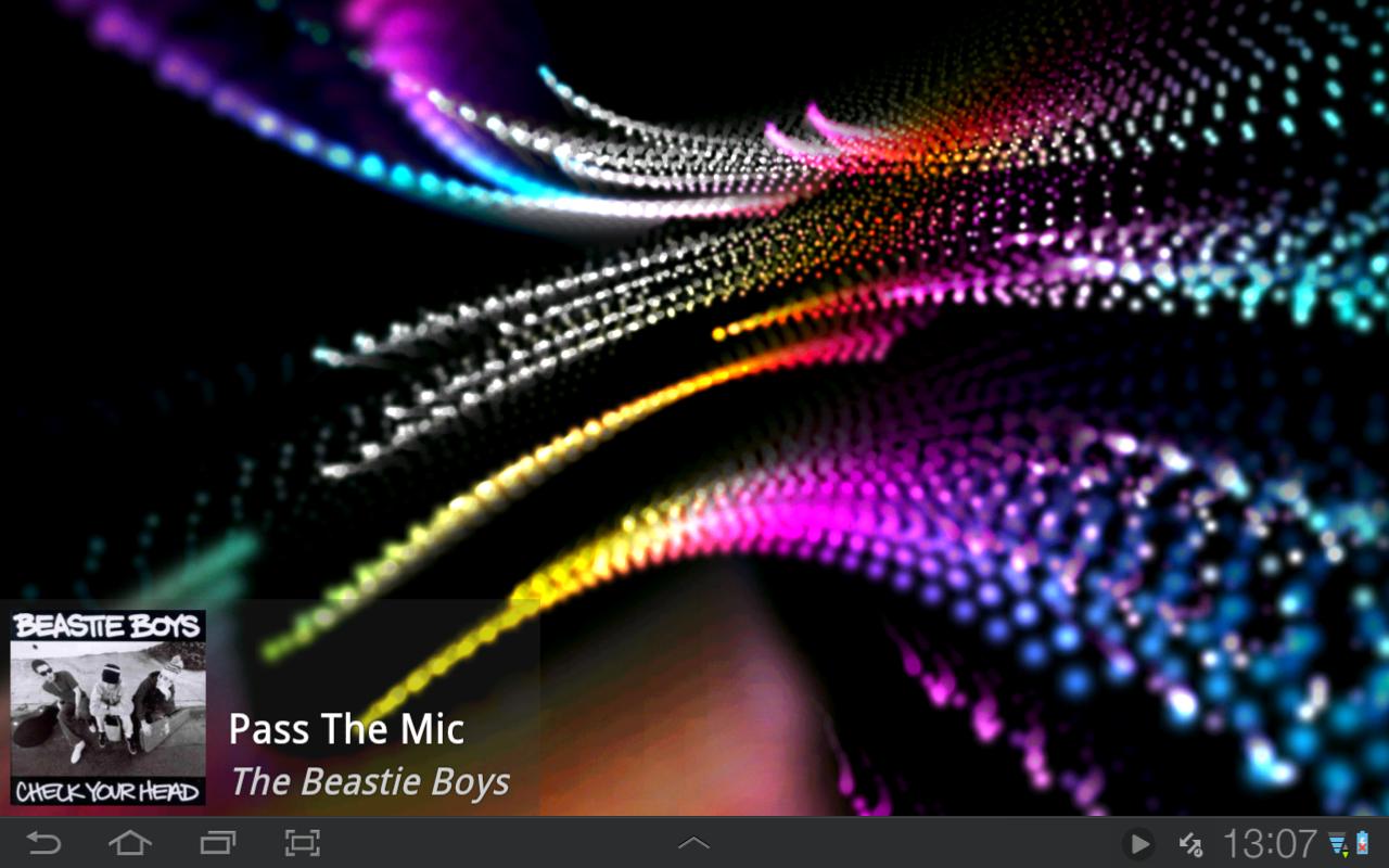 Select! Music Player Pro - screenshot