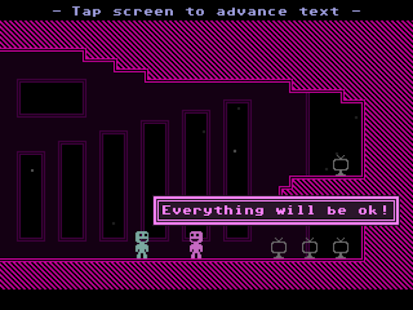 VVVVVV - screenshot thumbnail