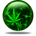 Marijuana Live Wallpaper logo