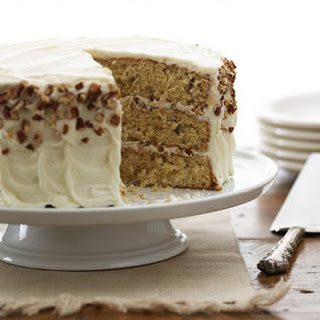 Italian Cream Cake.