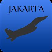 Jakarta Airport Flight Tracker