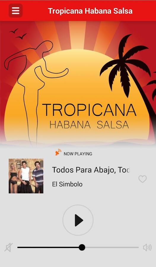 Tropicana Habana Salsa- screenshot