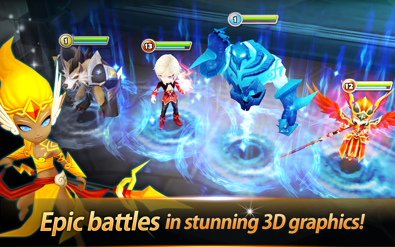 Summoners War: Sky Arena - screenshot