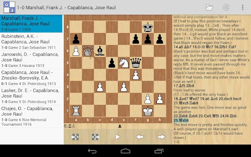 Chess PGN Master - screenshot thumbnail