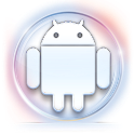 Glassik Round – Icon Pack logo