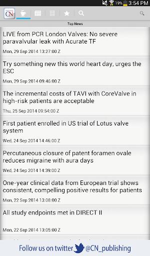 Cardiovascular News