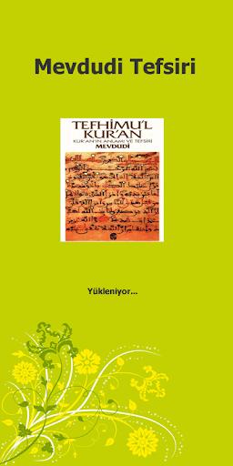 Mevdudi Tefsiri