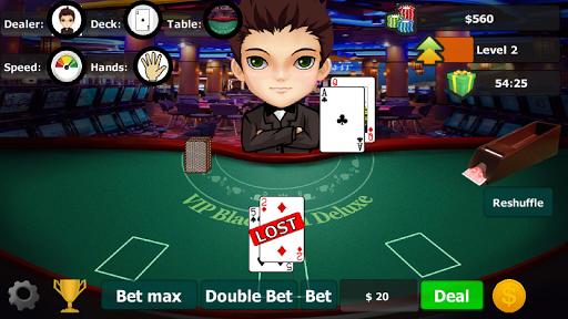VIP Blackjack 21 Deluxe