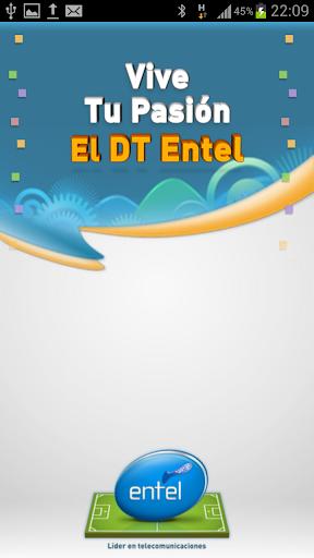 El DT Entel