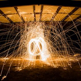Spark me  by Richard Wright - Uncategorized All Uncategorized ( night, nikon, light,  )
