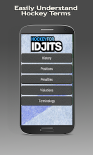 Hockey For Idjits- screenshot thumbnail