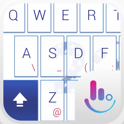 TouchPal USA_FIFA Theme 運動 App LOGO-硬是要APP