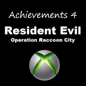 Achievements 4 Resident Evil