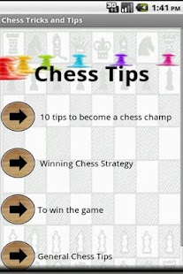 Chess Tricks and Tips Pro - screenshot thumbnail