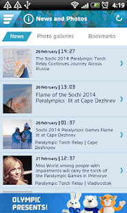 Sochi 2014 Guide - screenshot thumbnail