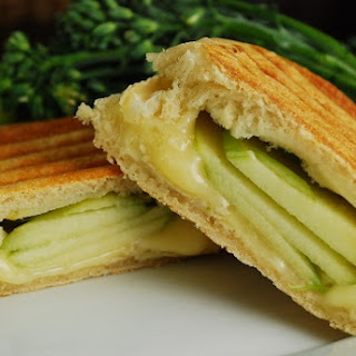 Brie and Apple Panini.