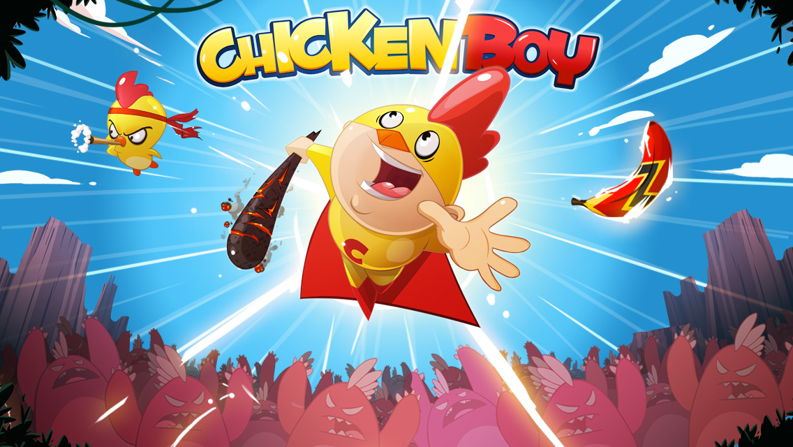 Chicken Boy- screenshot