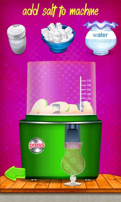Juice Maker - screenshot