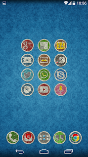Rugo - Icon Pack- screenshot thumbnail