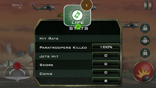 Counter Air Strike