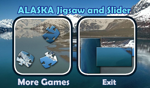 Alaska Jigsaw and Slider
