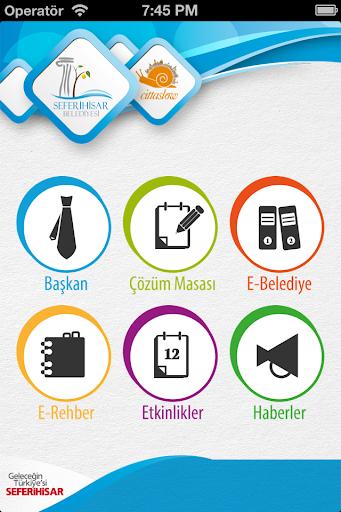【免費旅遊App】Seferihisar Belediyesi-APP點子