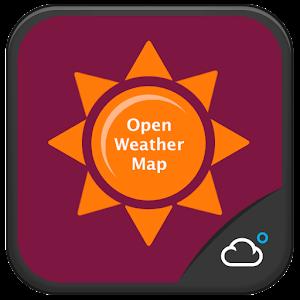 Amber Weather Plugin - OWM 1.1 Icon