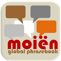 Moien - global phrasebook icon