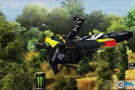 Ricky Carmichael's Motocross- screenshot thumbnail