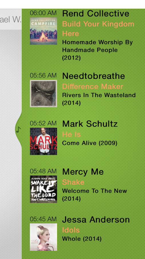 WJTL Radio- screenshot