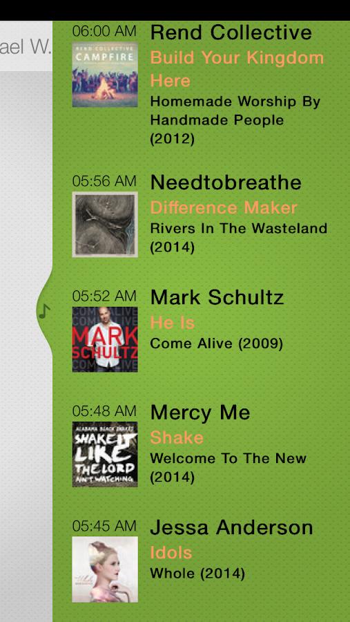 WJTL Radio - screenshot