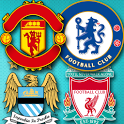 English football club quiz icon