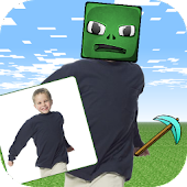 Photo Camera Minecraft Effects