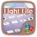 Ligh Llife GO Launcher Theme icon