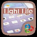Ligh Llife GO Launcher Theme icon