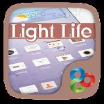Ligh Llife GO Launcher Theme v1.0
