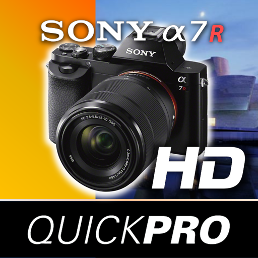 Sony a7r from QuickPro LOGO-APP點子