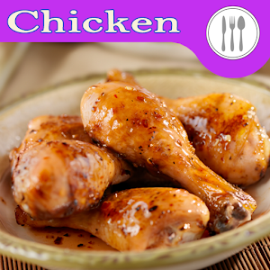 Apps apk Chicken Recipes  for Samsung Galaxy S6 & Galaxy S6 Edge