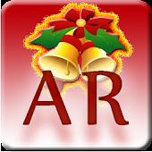 AR Dino Christmas