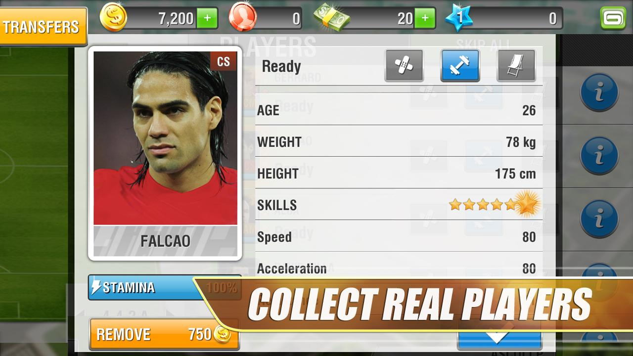 Real Soccer 2013 screenshot #8